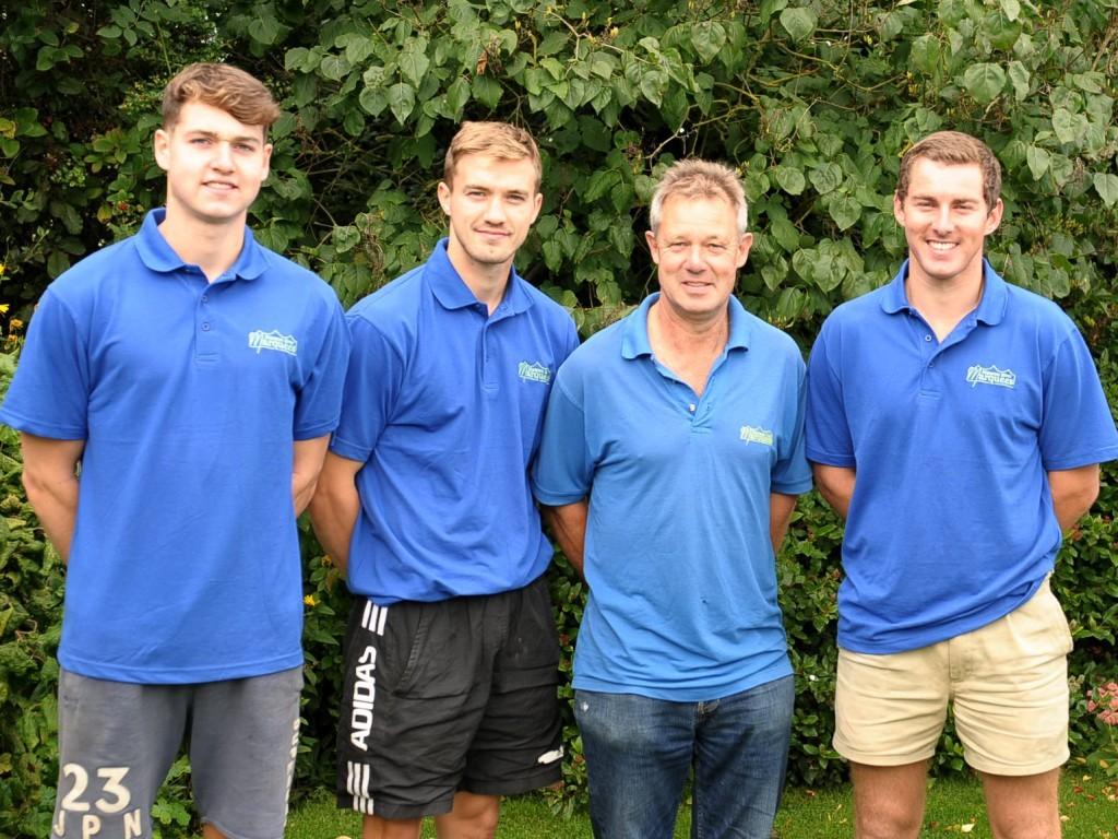 Marston Moor Team