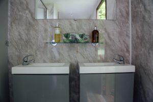 Smart toilets at Oak Tree Farm wedding venue