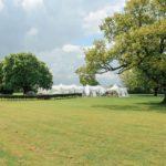 Oak tree farm marquee venue